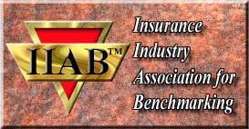 Insurance Industry Association for Benchmarking logo